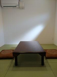「天寿の杜」和室・控室
